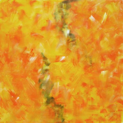 Hanni Smigaj, O/Titel - 2008, Abstraktes, Abstraktes, Informel