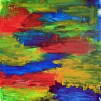 Hanni-Smigaj-Abstraktes-Abstraktes-Moderne-Abstrakte-Kunst-Informel