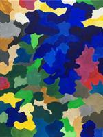 Hanni-Smigaj-Natur-Diverse-Abstraktes-Moderne-Abstrakte-Kunst-Informel