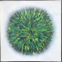 art-ilse-schill-Pflanzen-Blumen-Abstraktes-Gegenwartskunst-Gegenwartskunst