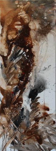 Michaela Zottler, Herbstzeit, Abstraktes, Abstrakte Kunst