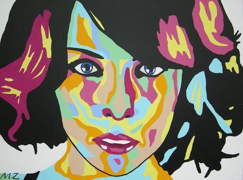 Michaela Zottler, Funky sensuality, Menschen: Frau, Menschen: Porträt