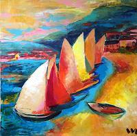 miro sedlar, sailing boats