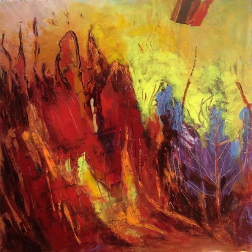 miro sedlar, autumn, Abstraktes, Abstraktes