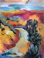 miro-sedlar-Landschaft-Moderne-Abstrakte-Kunst