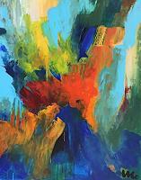miro-sedlar-Abstraktes-Abstraktes-Moderne-Abstrakte-Kunst