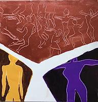 miro-sedlar-Abstraktes-Moderne-Abstrakte-Kunst-Informel