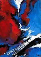 miro-sedlar-Abstraktes-Moderne-Abstrakte-Kunst