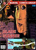 J. De Utia, Marvel- Blade Runner