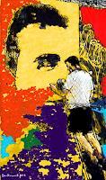 Ferdinand-Burger-Menschen-Gesichter-Dekoratives-Moderne-Pop-Art