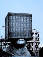 Ferdinand-Burger-Architektur-Symbol-Moderne-Pop-Art