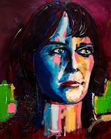 Alex-Menschen-Gesichter-Moderne-Abstrakte-Kunst