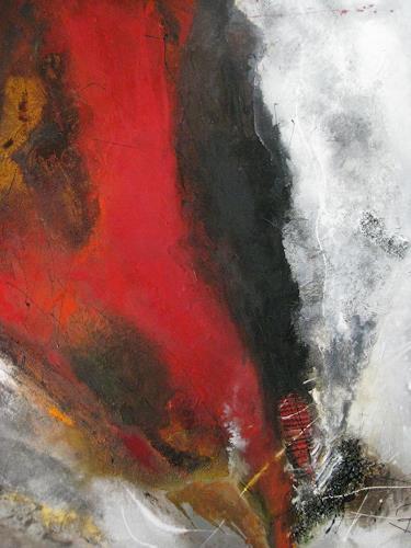 bärbel ricklefs-bahr, cuevas los verdes, Abstraktes, Abstrakte Kunst