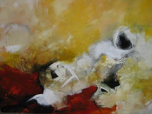 bärbel ricklefs-bahr, venice, Abstraktes, Abstrakte Kunst