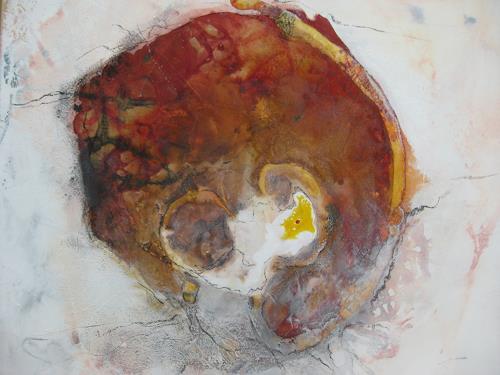 bärbel ricklefs-bahr, Organic, Abstraktes, Abstrakte Kunst, Abstrakter Expressionismus