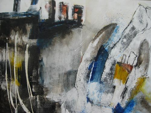 bärbel ricklefs-bahr, anker, Abstraktes, Abstrakte Kunst