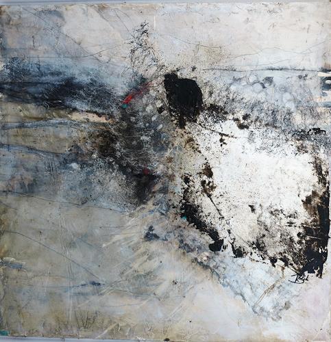 bärbel ricklefs-bahr, o.T., Abstraktes, Abstrakte Kunst, Moderne