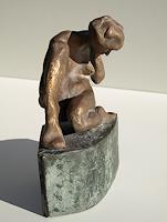 Manuel-Gruber-Menschen-Frau-Moderne-expressiver-Realismus