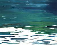 Regina Köppen, Wasser 2