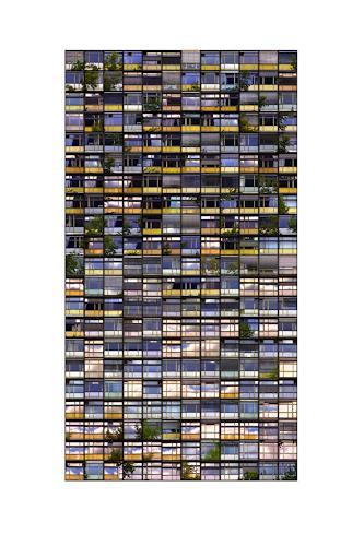 Klaus Rademaker, Berlin, Architektur, Gegenwartskunst, Abstrakter Expressionismus