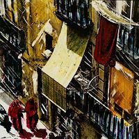 C. Schmitt, Barcelona Urbane Impressionen