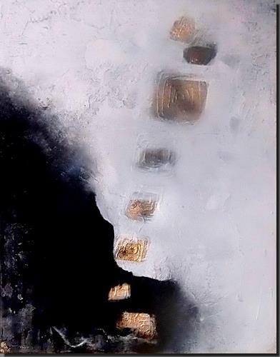 Cornelia Hauch, O/T, Abstraktes, Abstrakte Kunst, Expressionismus