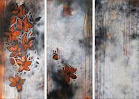Cornelia-Hauch-Pflanzen-Blumen-Moderne-Abstrakte-Kunst