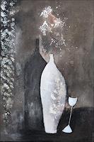 Cornelia-Hauch-Dekoratives-Essen-Moderne-Expressionismus-Abstrakter-Expressionismus