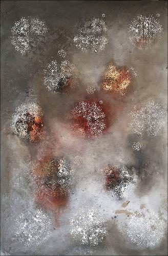Cornelia Hauch, Kindheitserinnerungen 2, Abstraktes, Fashion, Abstrakte Kunst, Expressionismus