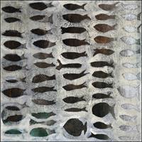 Cornelia-Hauch-Tiere-Wasser-Abstraktes-Moderne-Abstrakte-Kunst