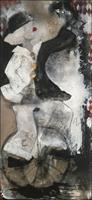 Cornelia-Hauch-Diverse-Menschen-Abstraktes-Moderne-Abstrakte-Kunst