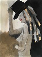 Cornelia-Hauch-Menschen-Frau-Akt-Erotik-Akt-Frau-Moderne-Abstrakte-Kunst