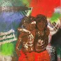 Cecile-Banz-Diverse-Menschen-Gefuehle-Liebe-Neuzeit-Realismus