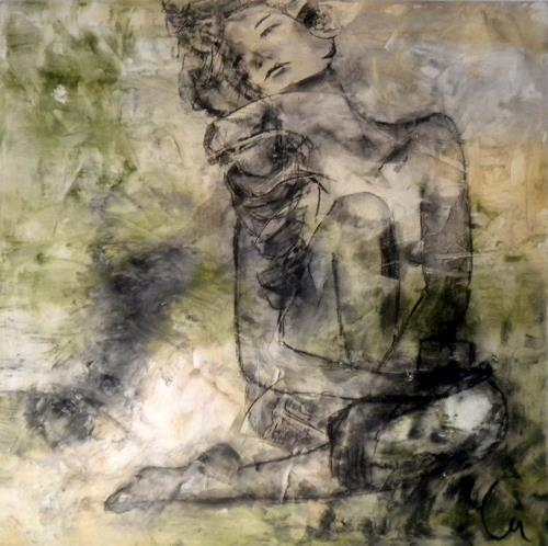 Claudia Neusch, Carita, Akt/Erotik: Akt Frau, Abstraktes, Pop-Art