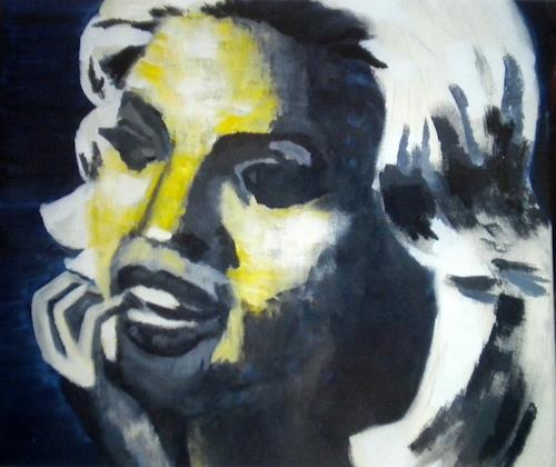 Claudia Neusch, Abgedreht, Menschen: Gesichter, Fantasie, Art Déco