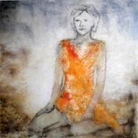 Claudia-Neusch-Menschen-Abstraktes-Moderne-Moderne