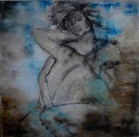 Claudia-Neusch-Akt-Erotik-Abstraktes
