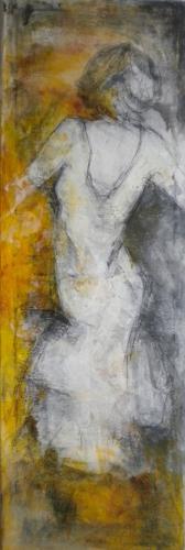 Claudia Neusch, O/T, Menschen, Bewegung, Gegenwartskunst