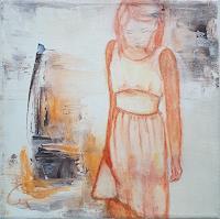 Claudia-Neusch-Menschen-Menschen-Frau-Moderne-Abstrakte-Kunst