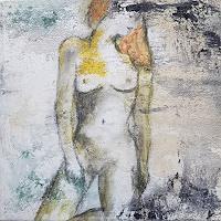 Claudia-Neusch-Menschen-Frau-Akt-Erotik-Akt-Frau-Moderne-Abstrakte-Kunst