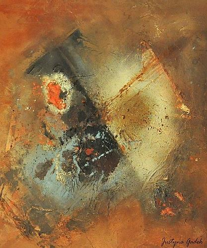Justyna Gadek, O/T, Diverses, Abstraktes, Gegenwartskunst