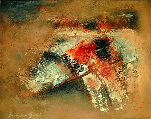Justyna Gadek, O/T, Abstraktes, Diverses, Gegenwartskunst