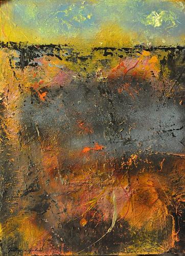 Justyna Gadek, O/T, Abstraktes, Diverses, Gegenwartskunst, Expressionismus