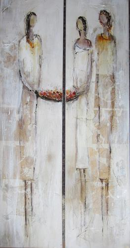 Rose Lamparter, Obsttag 2, Menschen: Frau, Gegenwartskunst