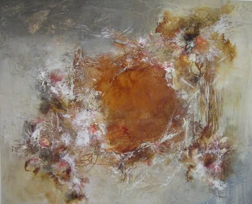 Rose Lamparter, 0.T., Abstraktes, Gegenwartskunst