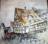 Rose-Lamparter-Architektur-Gegenwartskunst-Gegenwartskunst