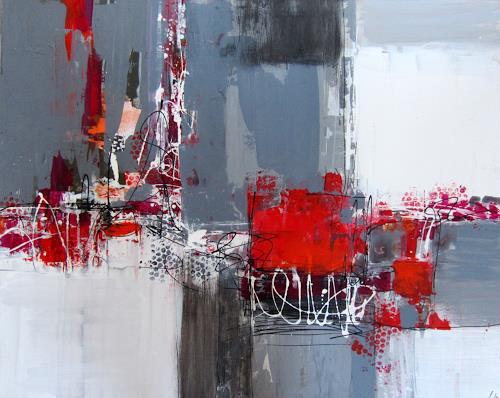 Rose Lamparter, 0.T., Abstraktes, Gegenwartskunst, Abstrakter Expressionismus