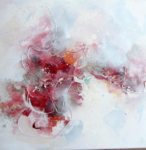 Rose Lamparter, 0hne Titel, Abstraktes, Abstrakte Kunst, Expressionismus