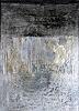 Rose Lamparter, grau/gold, Abstraktes, Abstrakte Kunst