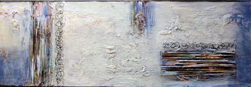 Rose Lamparter, ohne Titel, Abstraktes, Abstrakte Kunst